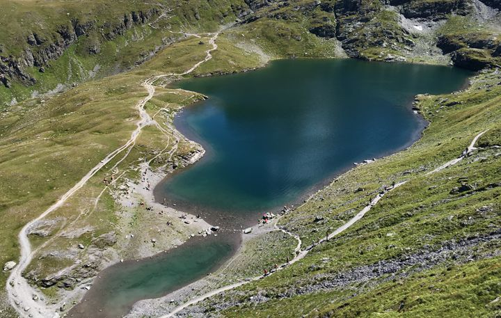 Five Lakes Hike - 'Schwarzsee'